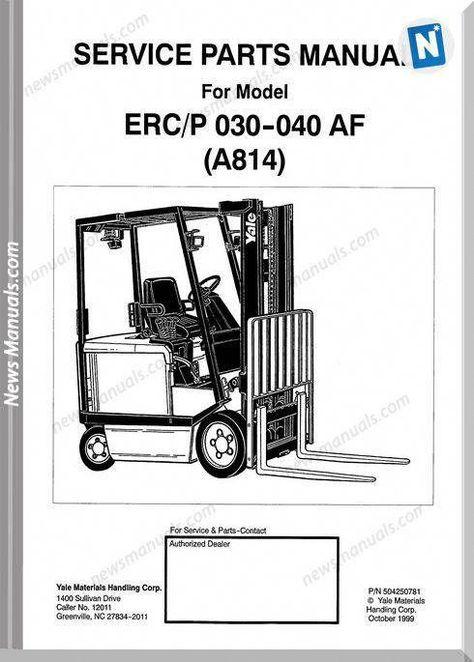 Yale Erc050 Wiring Schematic