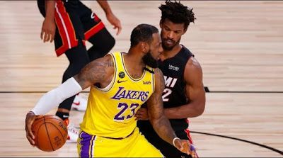 Lakers Vs Heat Game 5 Nba Finals 2020 Miami Heat Ruined The Party For The Lakers With Three Point Warfare And Extended The Nba In 2020 Heat Game Nba Finals Lakers Vs
