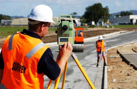 do surveyors work outdoors Jobs Pinterest Civil engineering - building engineer job description
