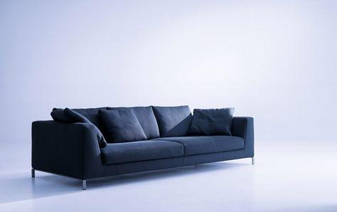 b\b italia sofas - Google Search living room Pinterest - designer ecksofa lava vertjet
