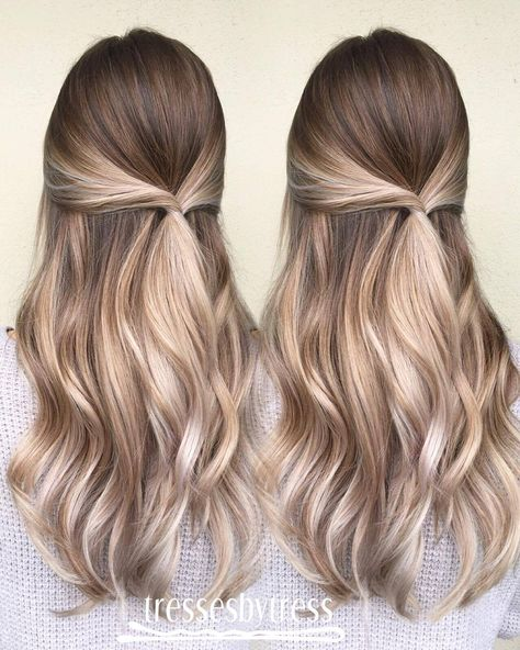 7 Beautiful Blonde Balayage Hair Color Ideas (Pastel Hair Balayage) Source by