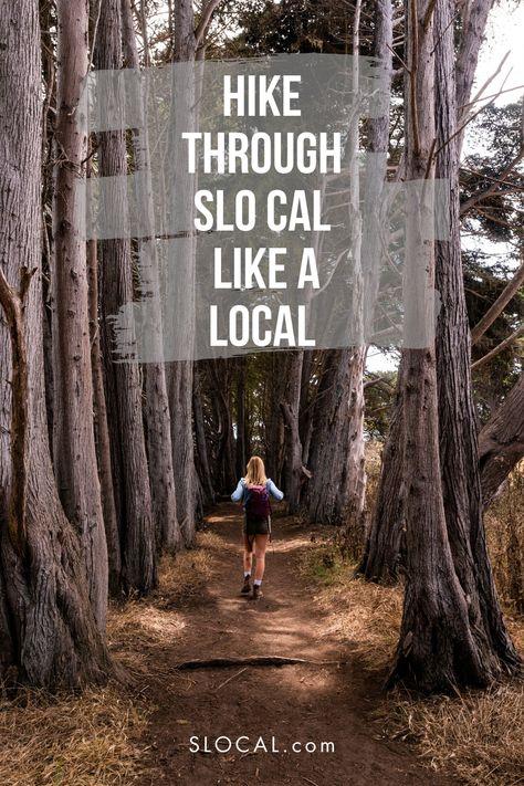 Hike Through SLO CAL Like a Local