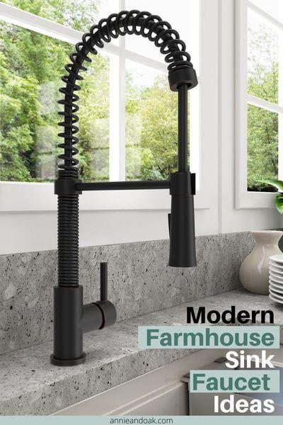 Best Faucet For Farmhouse Sink Farmhouse Kitchen Ideas Kitchen Faucet Farmhouse Farmhouse Sink Faucet Farmhouse Faucet