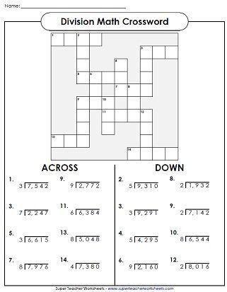 Math Worksheets 6th Grade Common Core Matematika