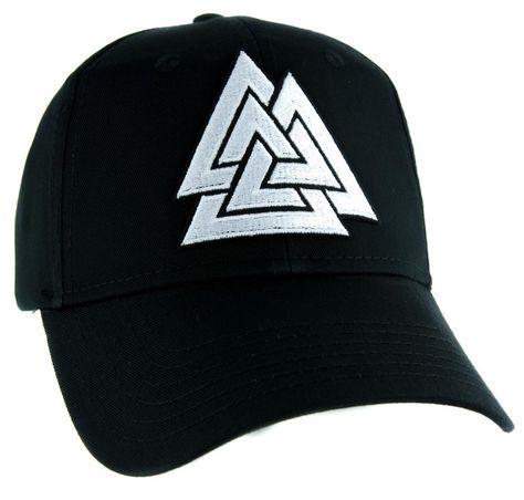 Unisex Unicursal Hexagram Custom Adjustable Trucker Hats