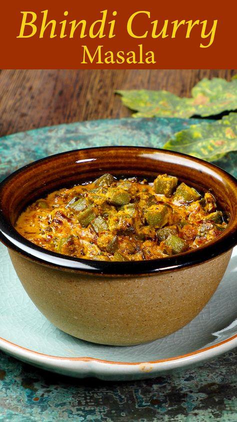 Bhindi Curry Masala