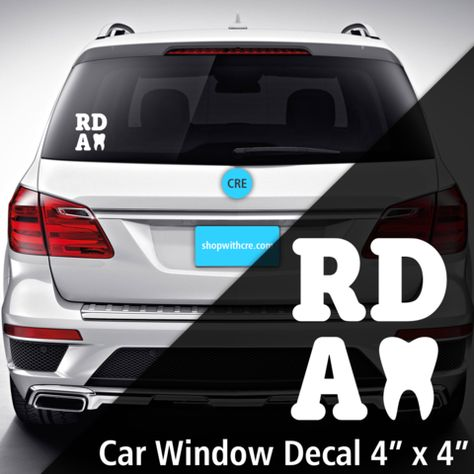 decals RDA Window Decal from $6.95...