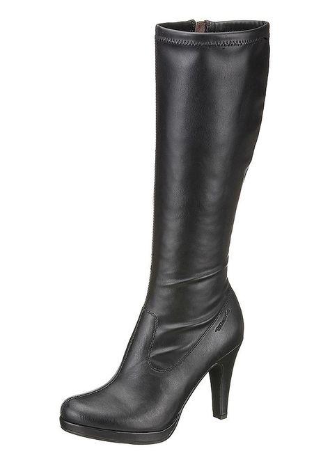 Tamaris High Heel Pumps im Metallic Look | Produktkatalog