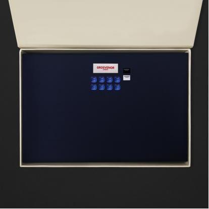 قماش جروفنر شتوي صوف كحلي 1316 Bathroom Scale Bathroom