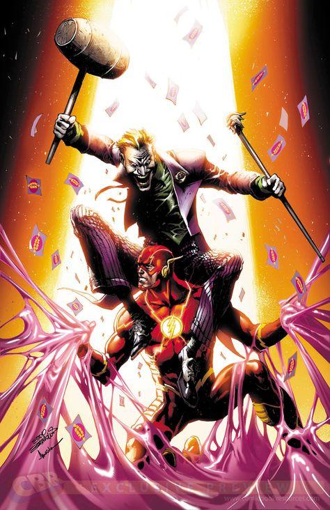 Batgirl e le altre: le cover per i 75 anni di Joker