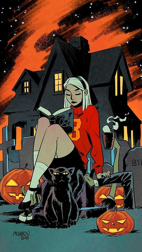 Trendy Halloween Wallpaper Backgrounds For Your iPhone |