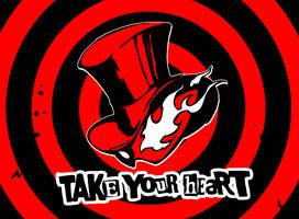 Persona 5 Calling Card Base By Elmind Persona 5 Joker Persona 5 Persona