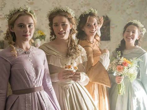 5 Reasons To Watch The BBC's Little Women This Christmas