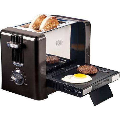 Nostalgia Electric Flip Down Toaster Meijer Com