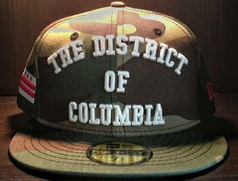 0d798497992 MAJOR DC x NEW ERA「The District」59Fifty Fitted Baseball Cap ...