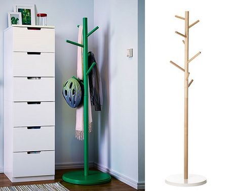 7 Percheros De Pie Ikea Para Tu Recibidor Practicos Y Decorativos