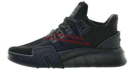 pretty nice 70e65 9217f Shop Adidas EQT Basketball ADV Running Triple Black Da9537 ...