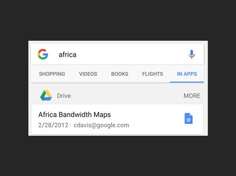 Pin On Google Search Now Available On Android For Google Drive Files