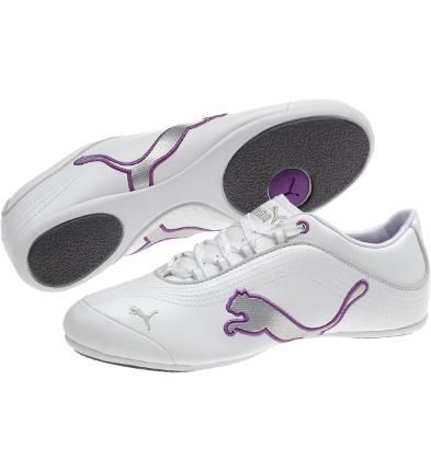 Soleil Cat Womens Shoes, white-puma