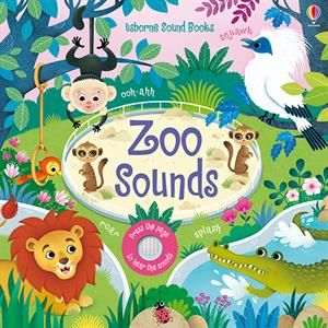 Show Details For Zoo Sounds In 2020 Zoo Animal Books Usborne Books