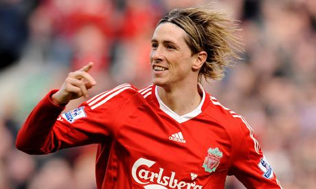 Fernando Torres Hairstyles Playing For Liverpool Club Earlier Mmkwiuh Hair Styles Fernando Torres Liverpool Liverpool Football