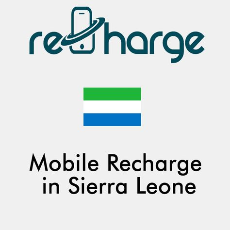 Mobile Recharge in Sierra Leone. Use our website with easy steps to recharge your mobile in Sierra Leone. #mobilerecharge #rechargemobiles https://recharge-mobiles.com/