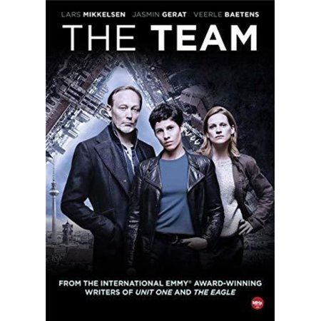 The Team Season 1 Dvd Walmart Com Crime Thriller Dvd Christian Movies