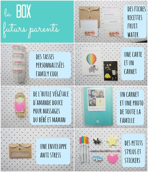 Idee Cadeau Pour Maman A Faire Soi Meme.Idees Cadeaux Pour Futures Mamans Cadeau Future Maman Box