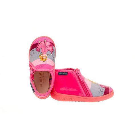 fc57f8106d1 Κοριτσιστικες Παντόφλες Adam's Kids 890-5609-35 Ροζ   www.happy-feet.gr    Slippers, Shoes, Fashion