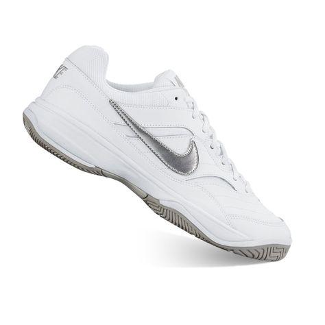 Women's Sz 9 Nike Sideline III White Cheer Shoes