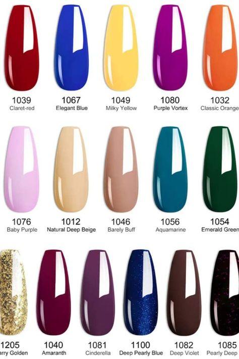 VENALISA Gel Nail Polish, 12ml Pure White Color Soak Off UV LED Nail Gel Polish Nail Art Starter