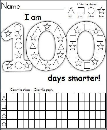 math worksheet : 80 best teacher  january images on pinterest  winter activities  : 100 Day Worksheets Kindergarten