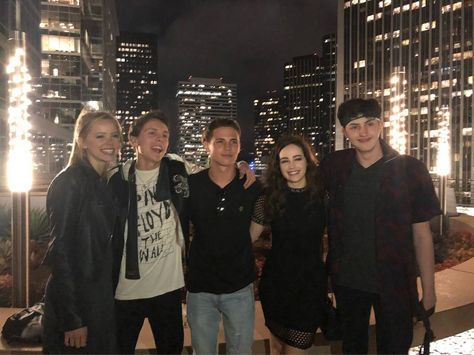 "Jacob Bertrand on Instagram: ""Cobra Kai Premiere was amazing. So proud to have worked alongside such brilliant individuals. #COBRAKAI Cant wait flr everyone to see it!!…"""
