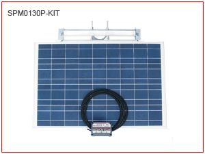 130 watt solar for lighting