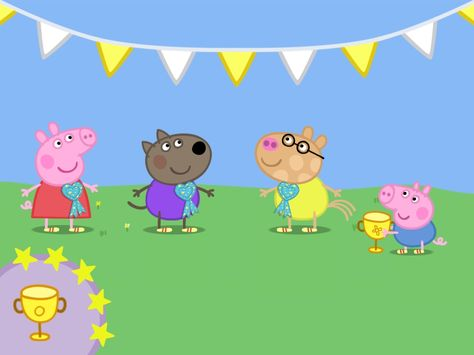 (993) Peppa Pig - Official Channel - YouTube - YouTube | лера | Pinterest