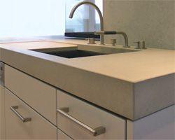 Beton Küchenarbeitsplatte | Küche | Pinterest | {Beton küchenarbeitsplatte 11}