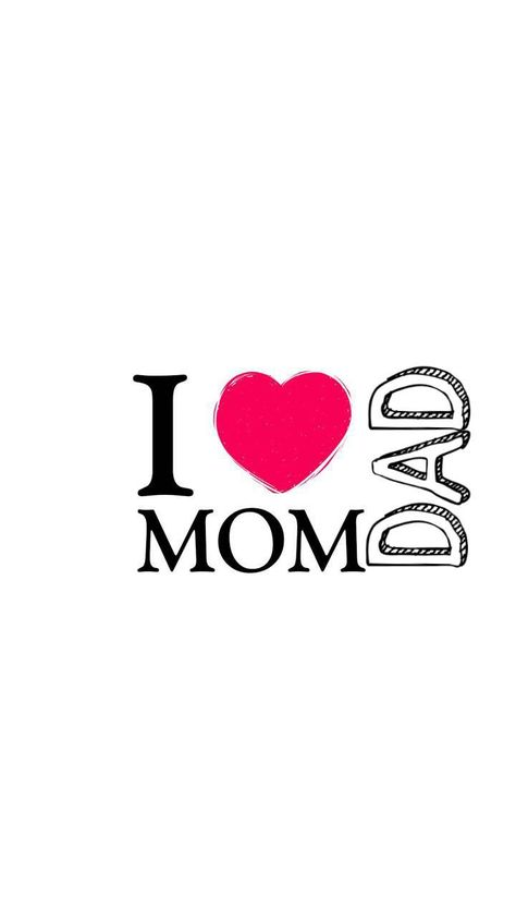 Love mom dad