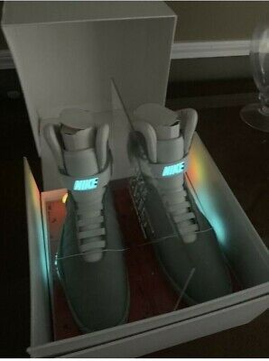 Air Mag Back To The Future Ebay Pin On Nike Mag