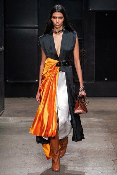 0ab753fc202 Marni Fall 2019 Ready-to-Wear Fashion Show in 2019 | Marni | Fashion ...