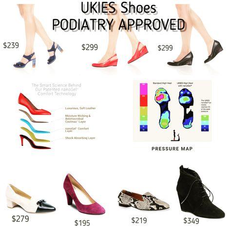 podiatrist UKIES are Podiatry Approved...