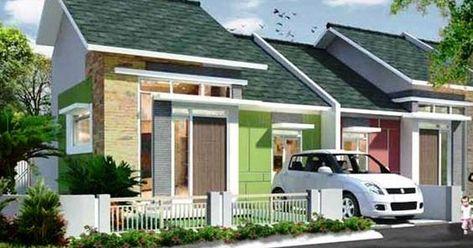25+ trend terbaru desain rumah minimalis modern atap