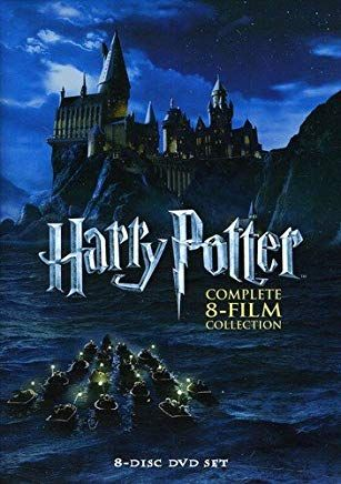 Harry Potter The Complete 8 Film Collection Harry Potter Movies Harry Potter Collection Movie Collection