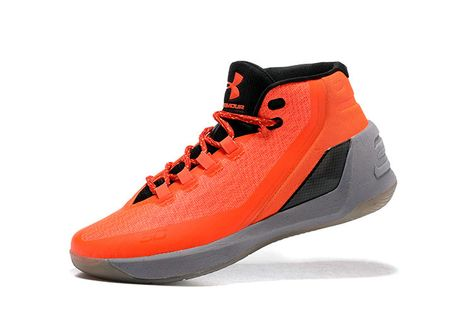 ef47facf447a Free Shipping Only 69  Under Armour Curry 3 Davidson Total Orange Black