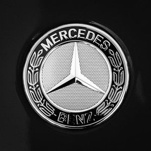 Kenworth Truck Emblem 1196bw With Images Mercedes Mercedes