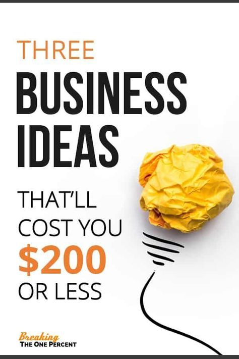 3 Profitable (and Low Cost) Business Ideas for Beginner Entrepreneurs