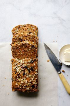 MORNING GLORY LOAF + COMPLETE BREAKFAST - Wholehearted Eats