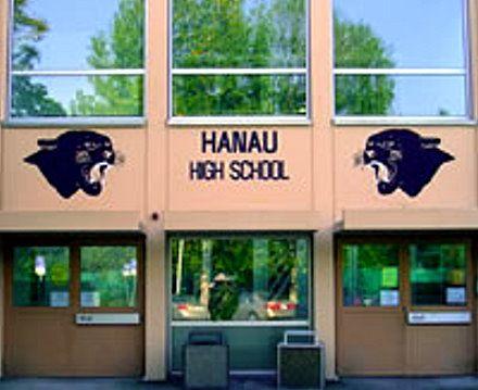 Fancy hanau american high school Google Search Places to Visit Pinterest High school