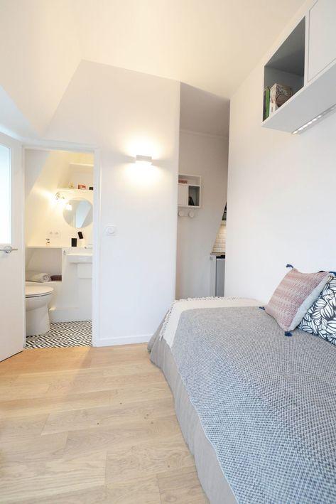 110 Ideas De 15m2 Apartamentos Disenos De Unas Decoración De Unas