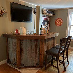 Pin On Rustic Bar