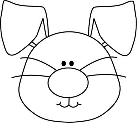 Bunny Face Clip Art Black And White Yahoo Search Results Easter Clipart Bunny Face Clip Art